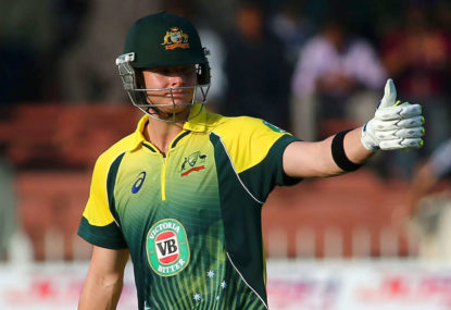 The Cricket Australia XI need more experience