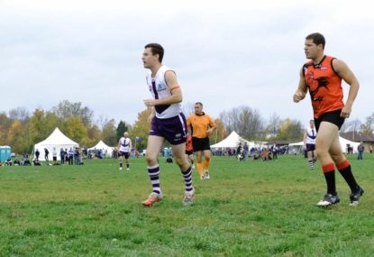 The biggest AFL tournament kicks of in Dublin, Ohio
