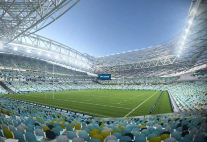 It's time for ANZ Stadium to become permanently rectangular