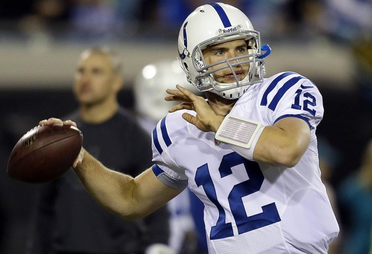 Andrew Luck - could he eclipse Peyton?