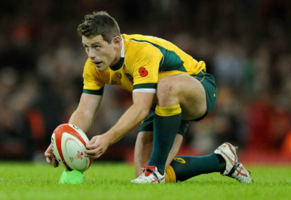 Wallabies defense seals victory over Wales