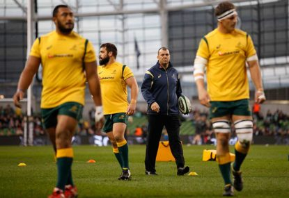 Michael Cheika's merry-go-round must stop - Part 1