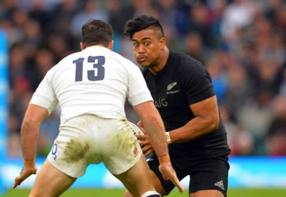 Could Julian Savea miss the World Cup?