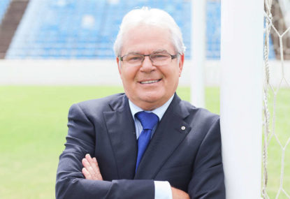 Les Murray, Craig Foster and a Chinese property giant: New A-League bid launched for south Sydney