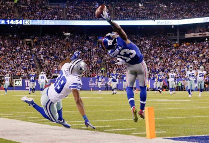 Odell Beckham signs record NFL contract