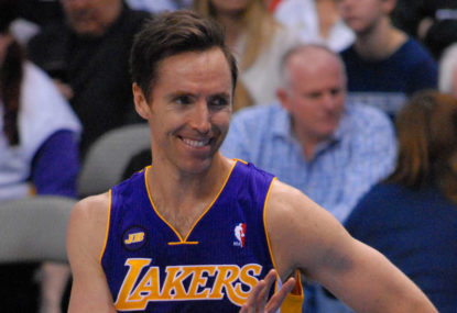 Steve Nash's place in the point guard pantheon