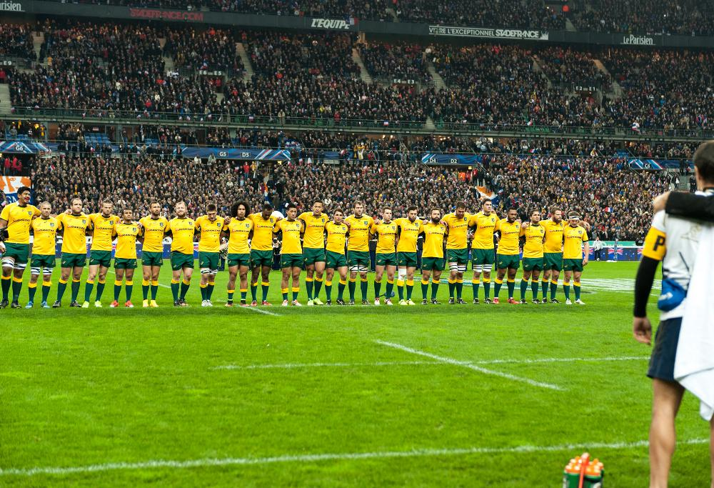 All Wallabies Test matches are on the Minister's anti-siphoning list (Image. Tim Anger)