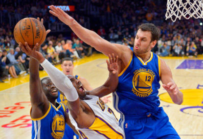 After a week, it's clear Bogut's return guarantees Golden State another title