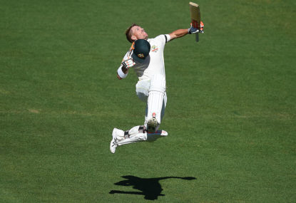 Australia vs New Zealand highlights: Australia set big total on Day 2