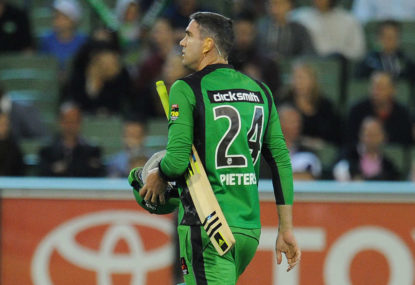 Kevin Pietersen: The Star returns to BBL
