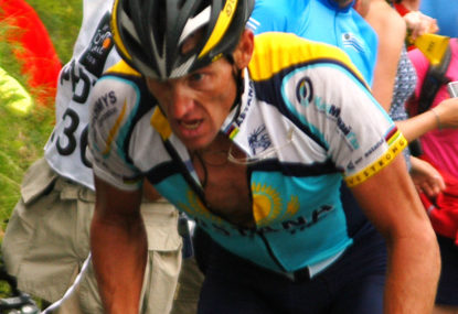 Armstrong's spectre still looms large over cycling