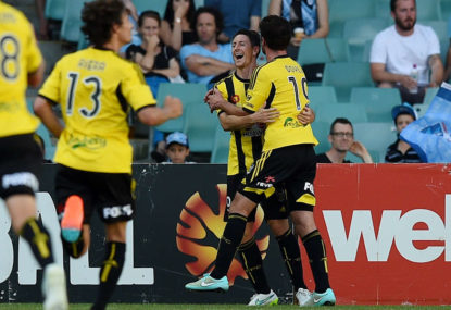Wellington prevail as Wanderers lose again