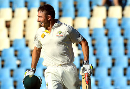 I hope the selectors won't pick Shaun Marsh... But I think they will