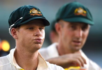 Steve Smith must bat at number four