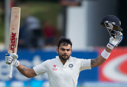 Is Virat Kohli a cheat?