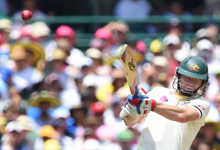 Chris Rogers of Australia