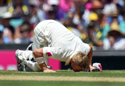 Warner versus Watson, and the varied shades of grief