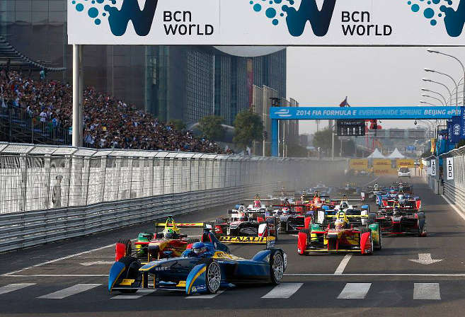 How will Formula E be received in Australia? (Photo: Formula E)
