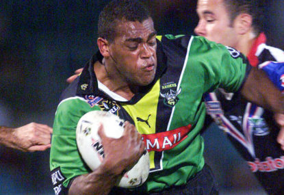 Raiders set to name 41-year-old Ken Nagas for Auckland nines