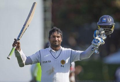 Sri Lankan Test centurions in Australia