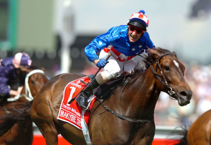 Melbourne Cup multiple race heroes