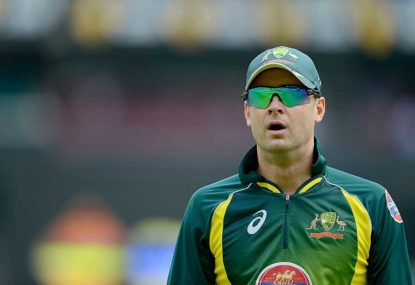 Cricket Australia's treatment of Michael Clarke has been disgraceful