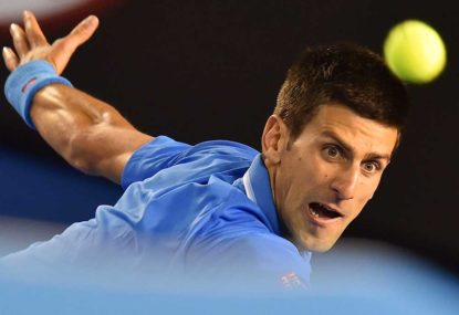 How Novak Djokovic will stop the stars aligning for Roger Federer