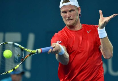 Groth win highlights a growing problem in men's tennis