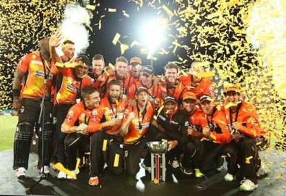 Why Channel Ten deserves credit for BBL success