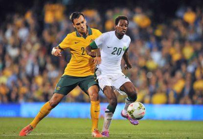 Trent Sainsbury seeks Socceroos captaincy