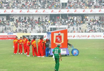 A cricketing history of Zimbabwe: A lost opportunity