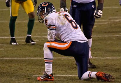 Jay Cutler: A retrospective on the NFL's surliest man