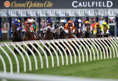 Spring Carnival changes a winner, but Caulfield's meetings overblown