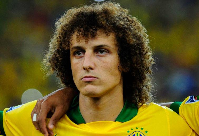 Brazilian defender David Luiz