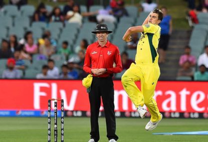 Australia vs New Zealand highlights: International cricket 3rd ODI live scores, blog