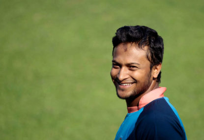 Shakib Al Hasan suspended from cricket for failure to report corruption approaches