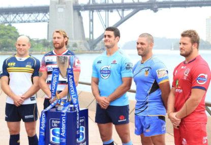 Rebels win, Brumbies lose in rugby trials