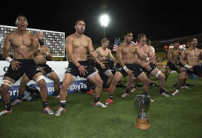 Sevens the future of rugby, but Welly's tournament may be history