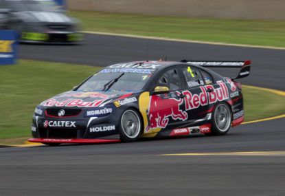 Can anyone stop Jamie Whincup in 2015?
