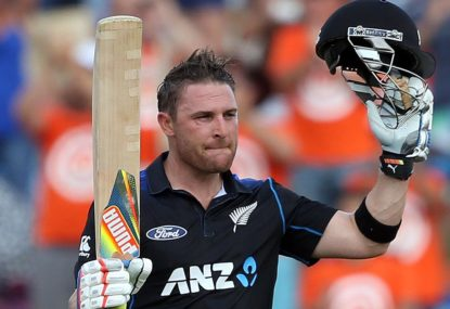 Brendon McCullum's suspension was ridiculously harsh