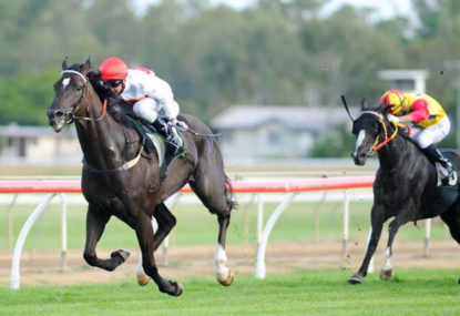 Ipswich Cup, Eyeliner Stakes Day 2016
