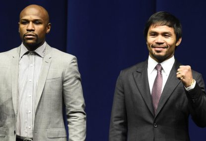 Mayweather vs Pacquiao: The time has come