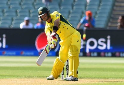 The Roar's Cricket World Cup countdown: Glenn Maxwell's century - the greatest World Cup memory