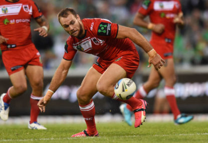 St George Ilawarra Dragons: Top ten players