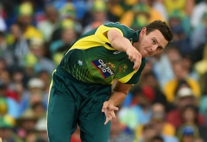 Australia made a massive mistake not picking Hazlewood for the World Cup
