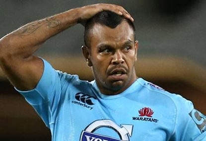 Waratahs are a flawed football team, particularly without Kurtley Beale