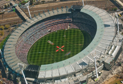 The MCG's cheap food and drink could change Aussie sport