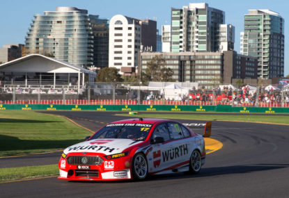 Why an Australian cricket woe would suit V8 Supercars