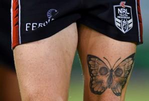 """BREAKING: NRL announce crackdown on """"bogan tattoos"""""""