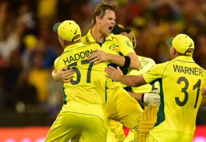 Semi-finals or bust for Australia at the World T20